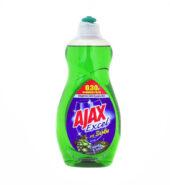 Ajax Υγρό Πιάτων Excel με Ξύδι Σταφύλι & Μήλο 750ml