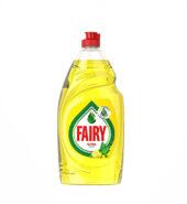 Fairy Υγρό Πιάτων Ultra Με Άρωμα Λεμόνι 900ml