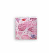 Garden Violet Χαρτοπετσέτες Με Ροζ Φύλλα 70Φυλ