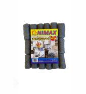 Nimax Ατσαλόμαλλο Καθαρισμού 18τεμ