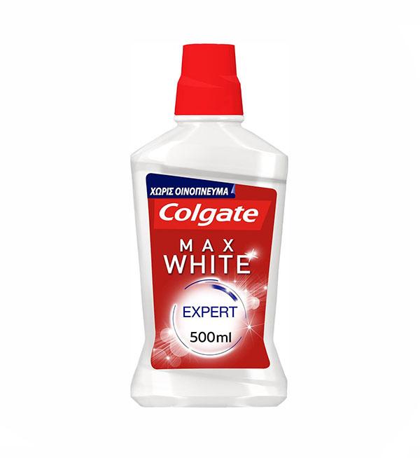 Colgate Max White Expert White Στοματικό Διάλυμα