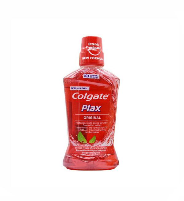 Colgate Plax Original Red Mouthwash Στοματικό Διάλυμα