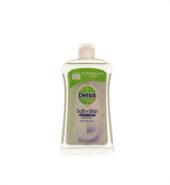 Dettol Αντιβακτηριδιακό Υγρό Κρεμοσάπουνο  Soft On Skin Sensitive Refill 750ml