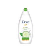 Dove Go Fresh Cucumber & Green Tea Αφρόλουτρο 700ml