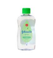 Johnson & Johnson Baby Oil Aloe Vera 300ml