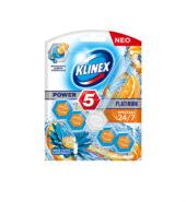 Klinex power 5 Με Άρρωμα Μπλε Λοτός Και Πορτοκάλι 55gr