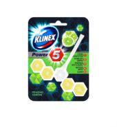 Klinex power 5 Με Άρωμα Πράσινο Λεμόνι 55gr