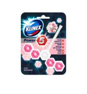 Klinex power 5 Με Άρρωμα Ρόζ Μανώλια 55gr
