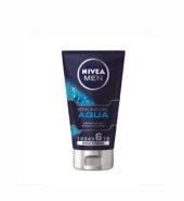 Nivea Men Styling Gel Μαλλιών Aqua Mega Strong No6 150ml