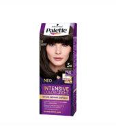 Palette Βαφή Μαλλιών Intensive Color Cream Καστανό Σκούρο No 3 (110ml)