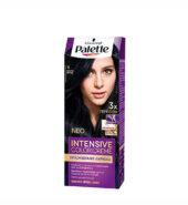 Palette Βαφή Μαλλιών Intensive Color Cream Μαύρο Μπλε No 1 (110ml)