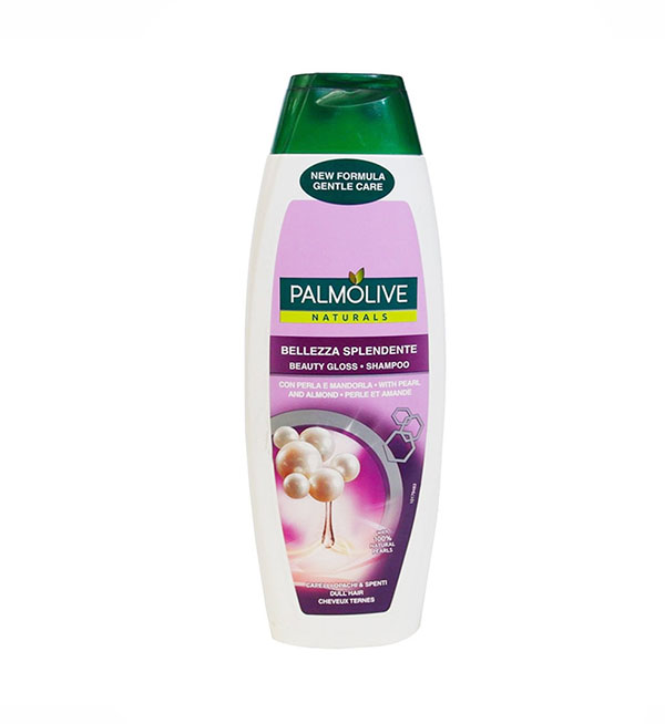 Palmolive Naturals Beauty Gloss Σαμπουάν Λάμψης Και θρέψης Ξηρά Μαλλιά 350ml