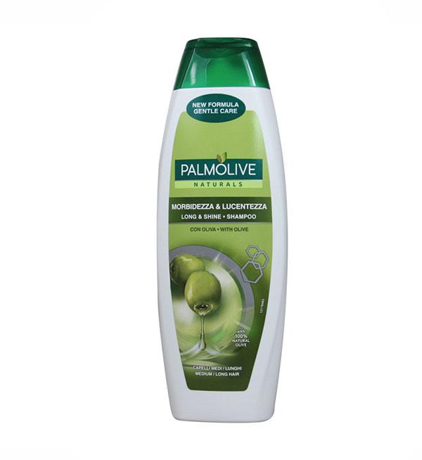 Palmolive Naturals Long & Shine Σαμπουάν Για Μακριά Μαλλιά 350ml