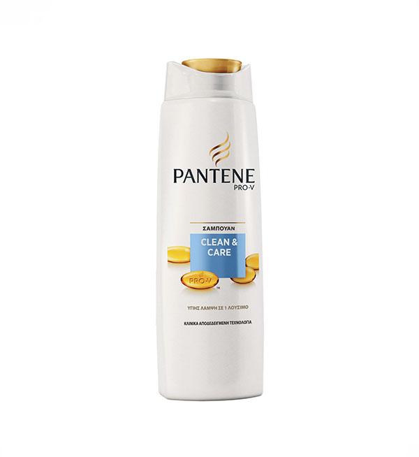 Pantene Pro-V Clean & Care Σαμπουάν 360ml
