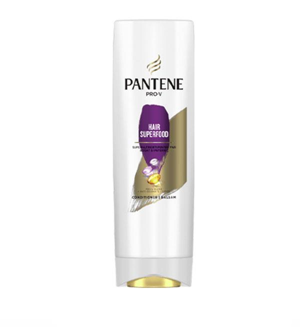 Pantene Pro-V Superfood Conditioner Για Αδύναμα & Λεπτά Μαλλιά 270ml