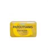 Papoutsanis Σαπούνι Γλυκερίνης Κίτρινο 125gr