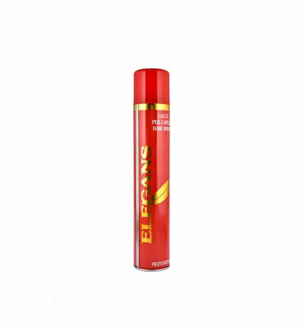 Parisienne Elegans Λακ Μαλλιών Κόκκινη Extra Δυνατό Κράτημα 400ml