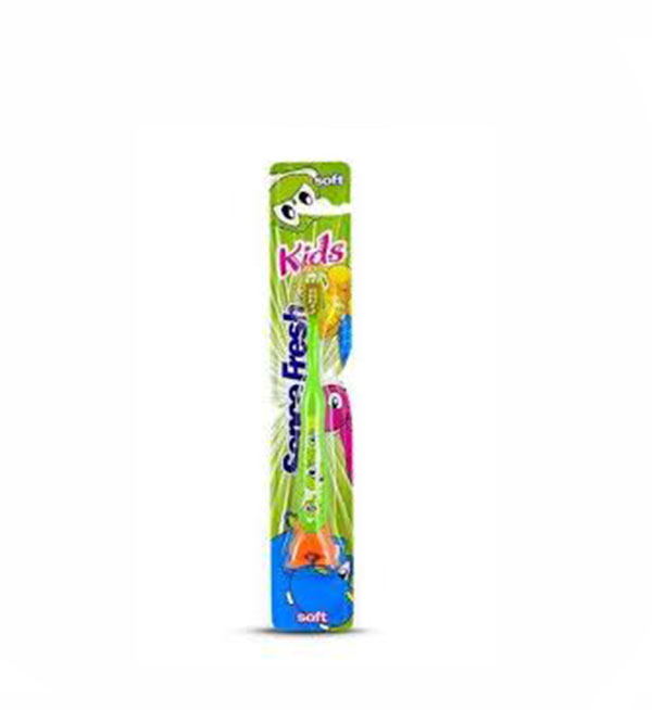 Sence Fresh Soft Kids Οδοντόβουρτσα Για Παιδιά Πράσινη