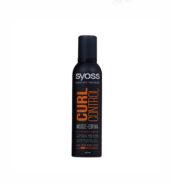 Syoss Curl Control Αφρός Μαλλιών No2 250ml