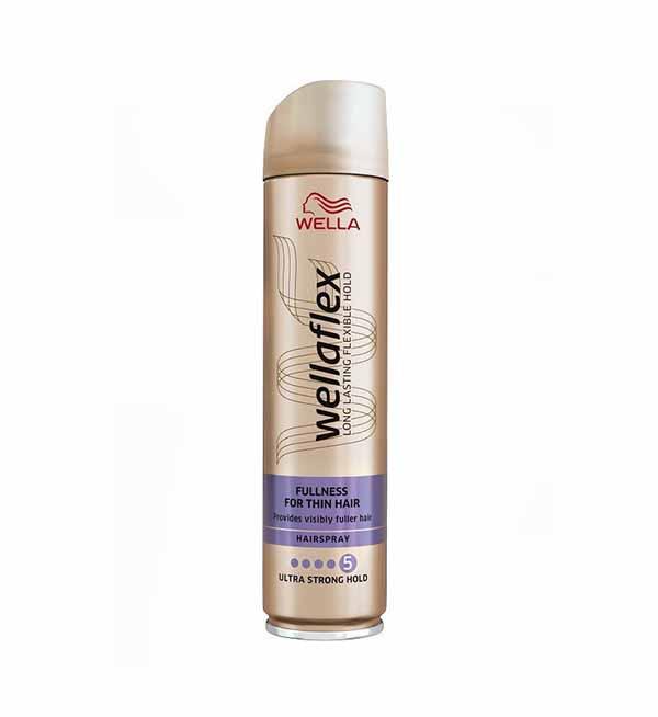 Wella Wellaflex Λακ Μαλλιών Για Όγκο Πολύ Δυνατό Κράτημα No5 250ml