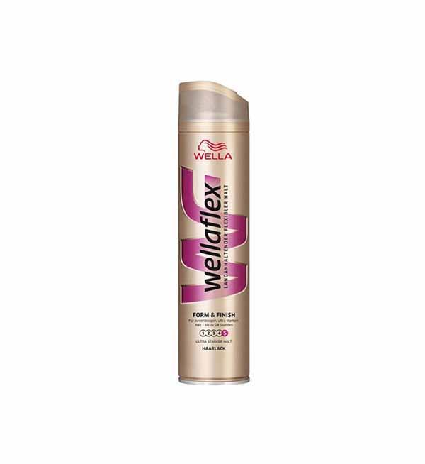 Wella Wellaflex Λακ Μαλλιών Για Φόρμα & Τελείωμα Πολύ Δυνατό Κράτημα Νο5 250ml