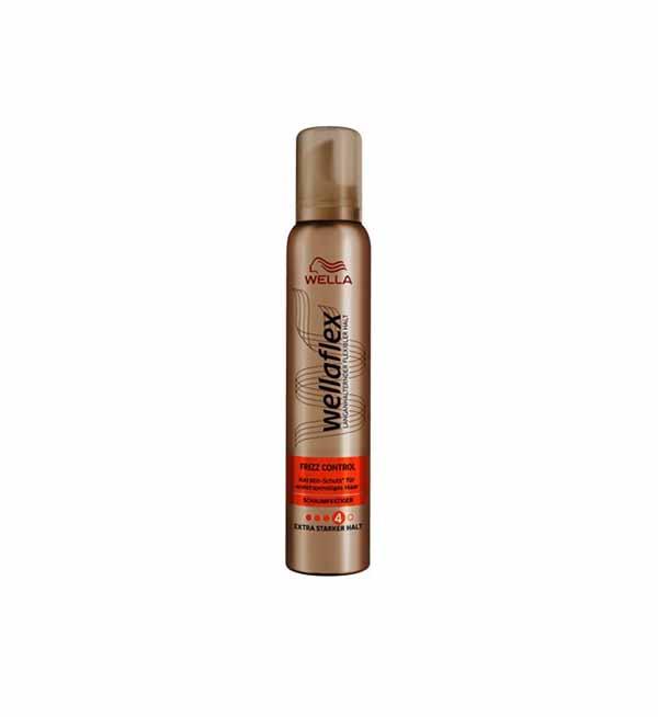 Wella Wellaflex Αφρός Μαλλιών Έλεγχος Φριζαρίσματος No4 200ml