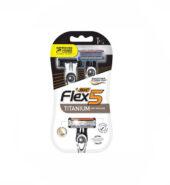 Bic Flex5 Titanium Men's Disposable Razors