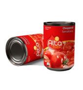Αlta Kouzina Ψιλοκομμενες Τομάτες 400gr