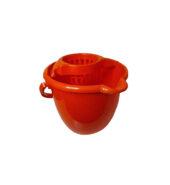 Κουβάς Για Σφουγγάρισμα Πορτοκαλί
