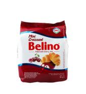 Belino Μίνι Κρουασάν Με Γέμιση Βύσσινο 85gr