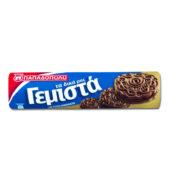 Παπαδοπούλου Γεμιστά Μπισκότα Με Σοκολάτα