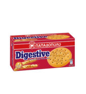 Παπαδοπούλου Μπισκότα Digestive 250gr