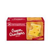 Παπαδοπούλου Cream Crackers Σίτου 140gr