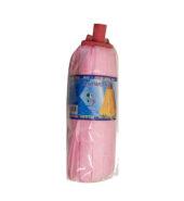 Energy Σφουγγαρίστρα Super Γίγας Υπεραπορροφητική Λωρίδες Χρώμα Ροζ