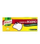 Knorr 12 Κύβοι Ζωμός Βοδινού