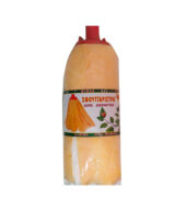 Linea Σφουγγαρίστρα Super Αποροφοτική XXL Λωρίδες Χρώματος Πορτοκαλί-Άσπρο