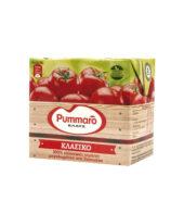 Pummaro Κλασικός Ελαφρά Συμπυκνωμένος Χυμός Τομάτας 500gr