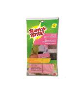 Scotch Brite Γάντια Νιτριλίου Για Καθάρισμα Ροζ (Small)