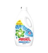 Ariel Υγρό Απορρυπαντικό Για Λευκά Ρούχα 54 Μεζούρες
