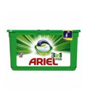 Ariel 3in1 Pods Καψουλες Ρούχων 38 Τεμ