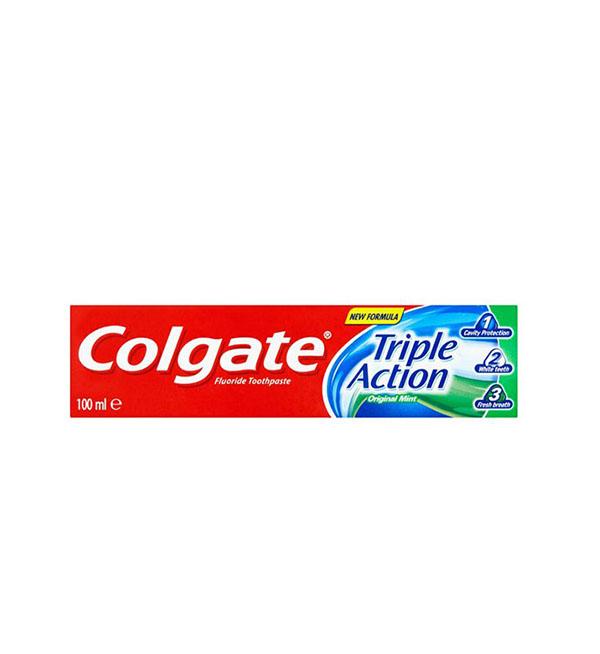 Colgate Οδοντόκρεμα Triple Action