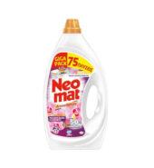 Neomat Aromatotherapy Υγρό Απορρυπαντικό Ρούχων 75 Μεζούρες