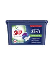 Skip Ultimate Spring Fresh Κάψουλες 3in1 38 Τεμ
